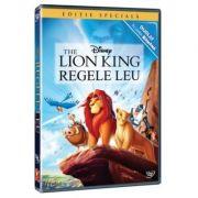 Regele leu. Disney (DVD)