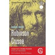 Robinson Crusoe. Chosen Classics Retold with Book, Notes and Audio Book - Daniel Defoe