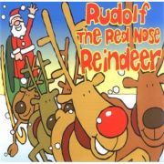 Rudolf the Red Nose Reindeer CD