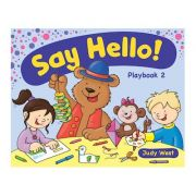 Say Hello Playbook 2 - Judy West