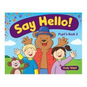 Say Hello Pupil's Book Level 2 - Judy West