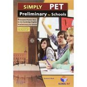 Simply Cambridge English. Preliminary for Schools (PET4S). 8 Practice Tests Self-Study Edition - Andrew Betsis