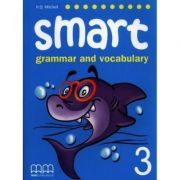 Smart Grammar And Vocabulary 3 Student's Book - H. Q. Mitchell
