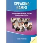 Speaking Games - Jason Anderson