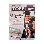 Succeed In TOEFL. 6 Practice Tests - Andrew Betsis, Lawrence Mamas
