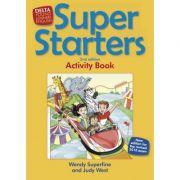 Super Starters 2ed Activity Book - Wendy Suderfine, Judy West