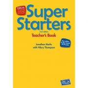Super Starters 2nd edition. Teacher's Book with DVD-ROM - Jonathan Marks, Hilary Thompson