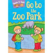 Susie and Sam Go to the Zoo Park - Judy Hamilton