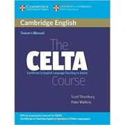 The CELTA Course Trainer's Manual - Scott Thornbury, Peter W. Atkins
