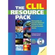 THE CLIL RESOURCE BOOK + IWB. Photocopiable and Interactive Whiteboard Activities for Primary and Lower Secondary Teachers - Margaret Grieveson