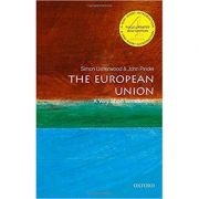 The European Union: A Very Short Introduction - Simon Usherwood, John Pinder