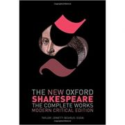 The New Oxford Shakespeare: Modern Critical Edition: The Complete Works - William Shakespeare