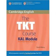 The TKT Course KAL Module - David Albery