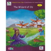 The Wizard of Oz Level A2 Flyers. Retold