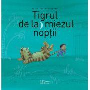 Tigrul de la miezul noptii - Guido Van Genechten