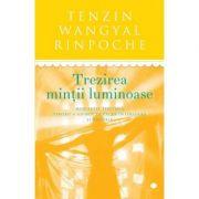 Trezirea mintii luminoase. Meditatie tibetana pentru a ajunge la pacea interioara si bucurie - Tenzin Wangyal Rinpoche