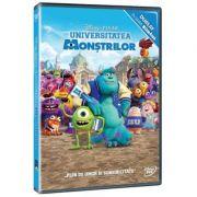 Universitatea Monstrilor - Disney Pixar (DVD)