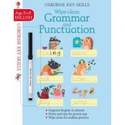 Wipe Clean Grammar And Punctuation - Jessica Greenwell