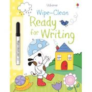 Wipe-Clean Ready for Writing - Felicity Brooks