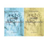 Pachet Tratat de teoria muzicii I si II - Victor Giuleanu