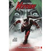 All-new Wolverine Vol. 6: Old Woman Laura - Tom Taylor