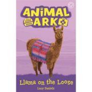 Animal Ark, New 10: Llama on the Loose - Lucy Daniels
