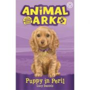 Animal Ark, New 4: Puppy in Peril - Lucy Daniels