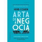 Arta de a negocia - Herb Cohen