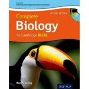 Complete Biology for Cambridge IGCSE with CD-ROM