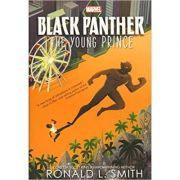 Black Panther: The Young Prince - Ronald L. Smith