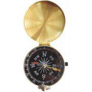 Busola - permite determinarea nordului geomagnetic si, respectiv, punctele cardinale
