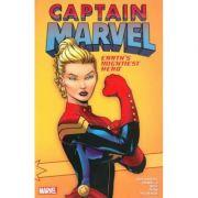 Captain Marvel: Earth's Mightiest Hero Vol. 1 - Kelly Sue Deconnick