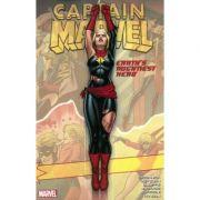 Captain Marvel: Earth's Mightiest Hero Vol. 2 - Jen Van Meter, Kelly Sue Deconnick