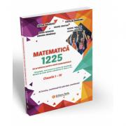 Matematica 1225 de probleme pentru micii matematicieni din clasele I-IV - Artur Balauca, Catalin Budeanu, Pravat Cristian