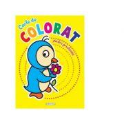Carte de colorat pentru prichindei