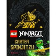 CARTEA SPINJITZU - Lego Ninjago - LEGO