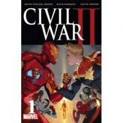 Civil War II - Brian Michael Bendis