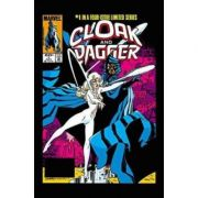 Cloak And Dagger: Shadows And Light - Bill Mantlo, Chris Claremont