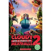 Cloudy With A Chance of Meatballs 2 - Fiona Davis