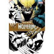 Color Your Own Wolverine - Joe Quesada, John Romita Jr., John Cassaday