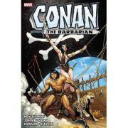 Conan The Barbarian: The Original Marvel Years Omnibus Vol. 3 - Roy Thomas