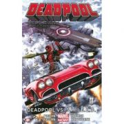 Deadpool Volume 4: Deadpool Vs. S. h. i. e. l. d. - Gerry Duggan, Brian Pesehn