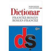 Dictionar Francez-Roman, Roman-Francez cu minighid de conversatie - Valeria Budusan, Clara Esztergar