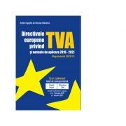 Directivele Europene privind TVA 2019-2021 - Nicolae Mandoiu
