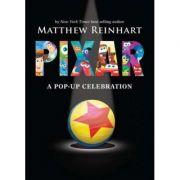 Disney*pixar: A Pop-up Celebration - Matthew Reinhart