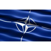 Drapel NATO (2100x1400mm/160) - poliester