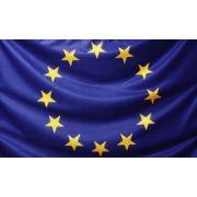 Drapel Uniunea Europeana (2100x1400mm/110) - poliester cu microperforatii