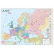 Europa. Harta politica 1400x1000mm (GHC2P14-INT-L)