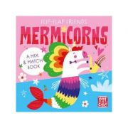 Flip-Flap Friends: Mermicorns - Pat-a-Cake