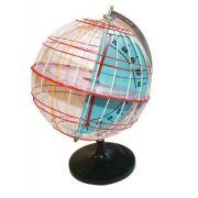 Glob. Longitudinea si latitudinea